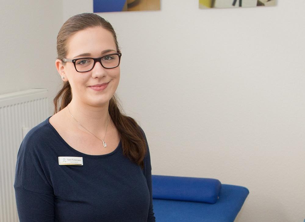 Ergotherapie Gropp Nienburg Sarah Könemann